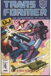 Transformer 1991/3. 3. szám - Régikönyvek