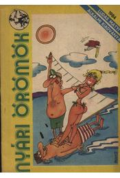 Nyári örömök 1984. (Ludas Matyi alkalmi kiadványa) - Régikönyvek
