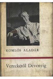 Vereckétől Dévényig - Régikönyvek