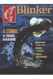 Blinker 1990. július I. évfolyam 4. szám - Régikönyvek