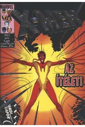 X-Men 1993/3. április 8.szám - Régikönyvek
