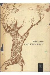 Fák, viharban - Régikönyvek