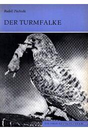 A vörösvércse (Der Turmflake) - Régikönyvek