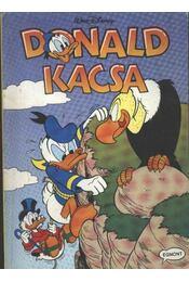 Donald Kacsa Vidám zsebkönyv 1992/10 - Régikönyvek
