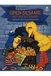 Open Sesame Picture Dictionary - Régikönyvek