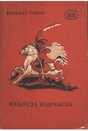 Rákóczi hadnagya - Régikönyvek