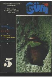 Süni 1986/5 szám - Régikönyvek