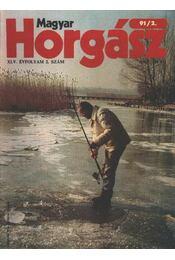 Magyar Horgász 1991. évf. (teljes) - Régikönyvek
