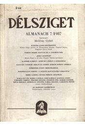 Délsziget-Almanach 1987/7. - Régikönyvek
