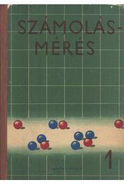 Számolás - mérés 1. - Régikönyvek