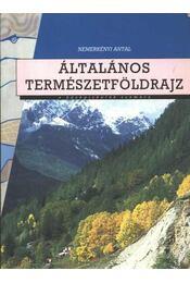 Általános természetföldrajz - Régikönyvek