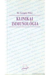 Klinikai immunológia - Gergely Péter - Régikönyvek