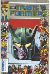 Transformers 1996/1. február 29. szám - Régikönyvek