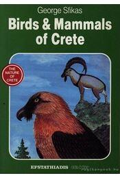 Birds & Mammals of Crete - Régikönyvek