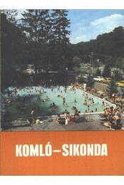 Komló-Sikonda - Régikönyvek