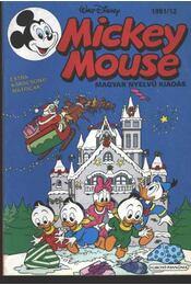 Mickey Mouse 1991/12 - Régikönyvek
