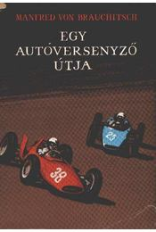 Egy autóversenyző útja - Régikönyvek