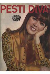 Pesti Divat 1969 ősz - Régikönyvek