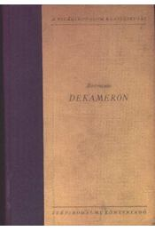 Dekameron - Régikönyvek
