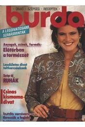 Burda 1990/3. szám - Régikönyvek