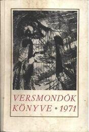 Versmondók könyve 1971 - Régikönyvek