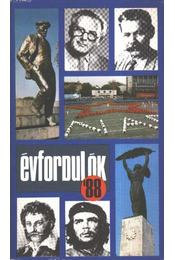 Évfordulók 1988 - Régikönyvek