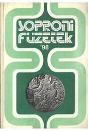 Soproni Füzetek '98 - Régikönyvek