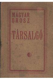 Magyar-orosz társalgó - Régikönyvek