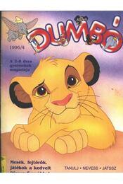 Dumbó 1996/4 - Régikönyvek
