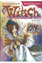 Witch 2003/12. 24. szám - Régikönyvek