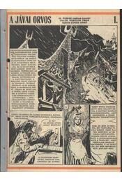A jávai orvos (Füles 1986. 9-29 szám 21 rész) - Régikönyvek