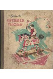 Gyermek versek - Régikönyvek