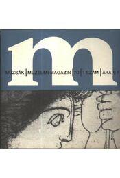 Múzsák Múzeumi Magazin 1970. év (teljes) - Régikönyvek