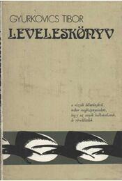 Leveleskönyv - Régikönyvek