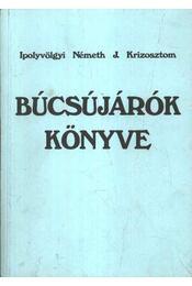 Búcsújárók könyve - Régikönyvek