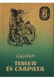 Timur és csapata - Régikönyvek