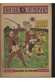 Ludas Magazin 1982. 8. szám - Régikönyvek