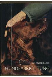 Hundeabrichtung - Régikönyvek