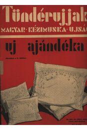 Tündérujjak 1933. október IX. évf 10. (102. ) szám - Régikönyvek