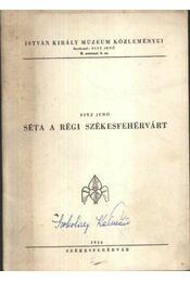 Séta a régi Székesfehérvárt - Régikönyvek