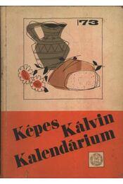 Képes Kálvin Kalendárium 1973 - Régikönyvek