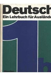 Deutsch 1 b - Régikönyvek