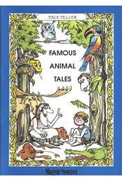 Famous animal tales - Régikönyvek