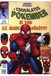 A csodálatos pókember 1999/5. 120. szám - Régikönyvek