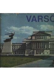 Varsó - Régikönyvek
