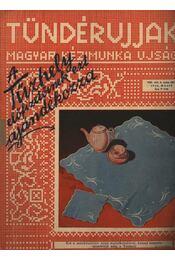 Tündérujjak 1932. május VIII. évf. 5. szám - Régikönyvek