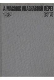 A második vilgháború képei (1939-1945) I-II. kötet - Régikönyvek