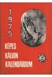 Képes Kálvin Kalendárium 1975 - Régikönyvek