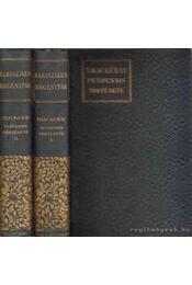 Pendennis története I-II. kötet - Régikönyvek