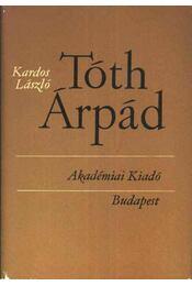 Tóth Árpád - Régikönyvek